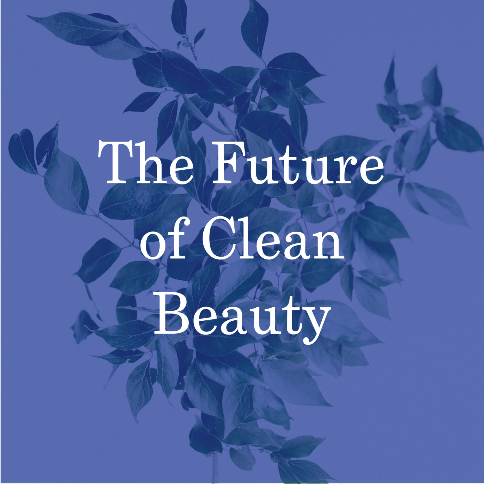 What is the future of Green Beauty?